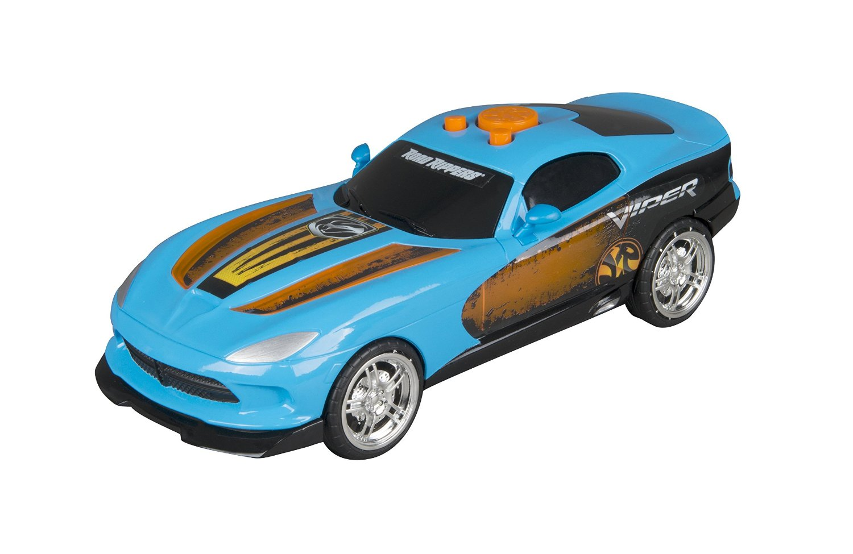 masinuta toystate road rippers warp riders - dodge viper