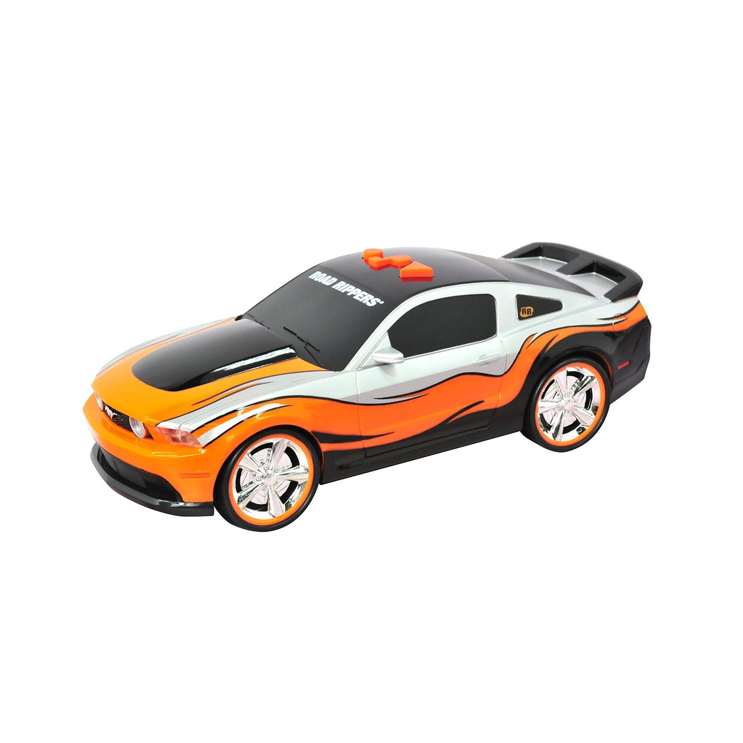 masinuta toy state road rippers wheelie power - ford mustang 5.0