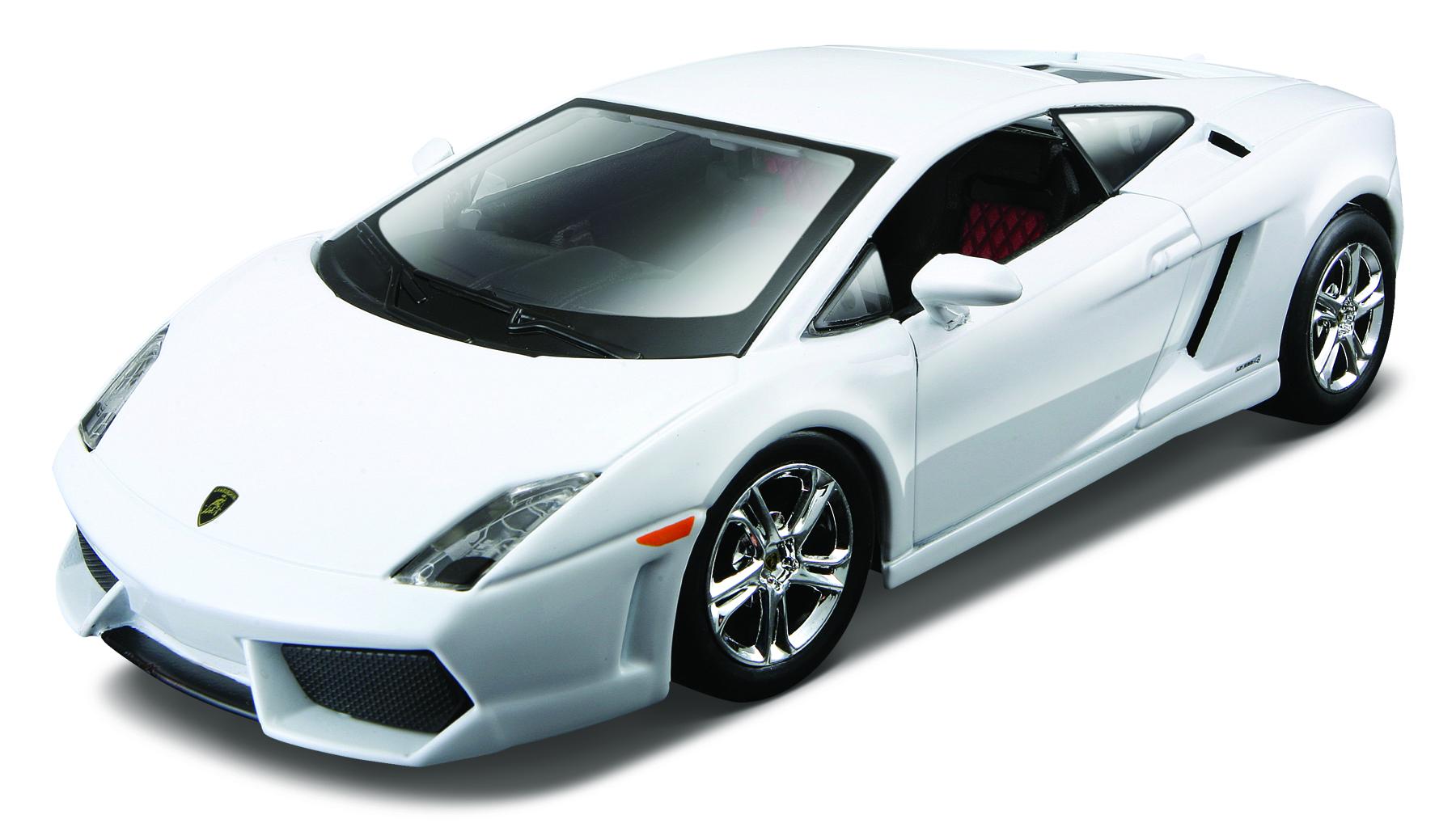 Masinuta Maisto Lamborghini Gallardo LP700-4