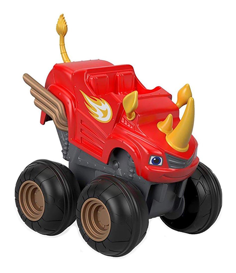 Masinuta mecanica Blaze and the Monster Machines FHV04