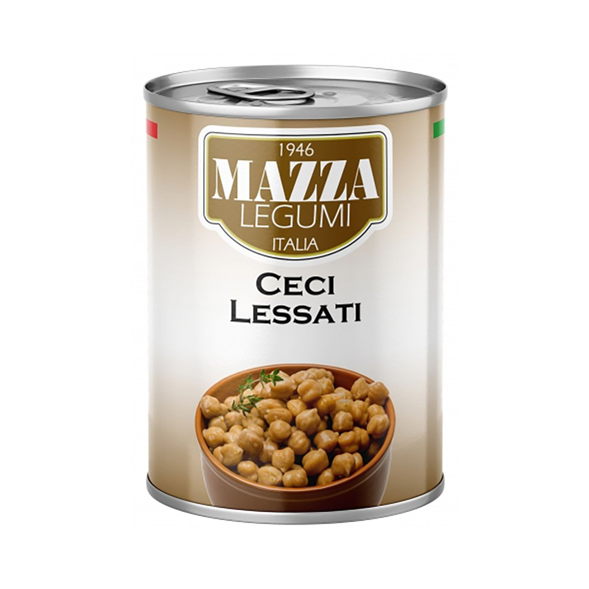 Naut intreg Mazza, 400 g imagine