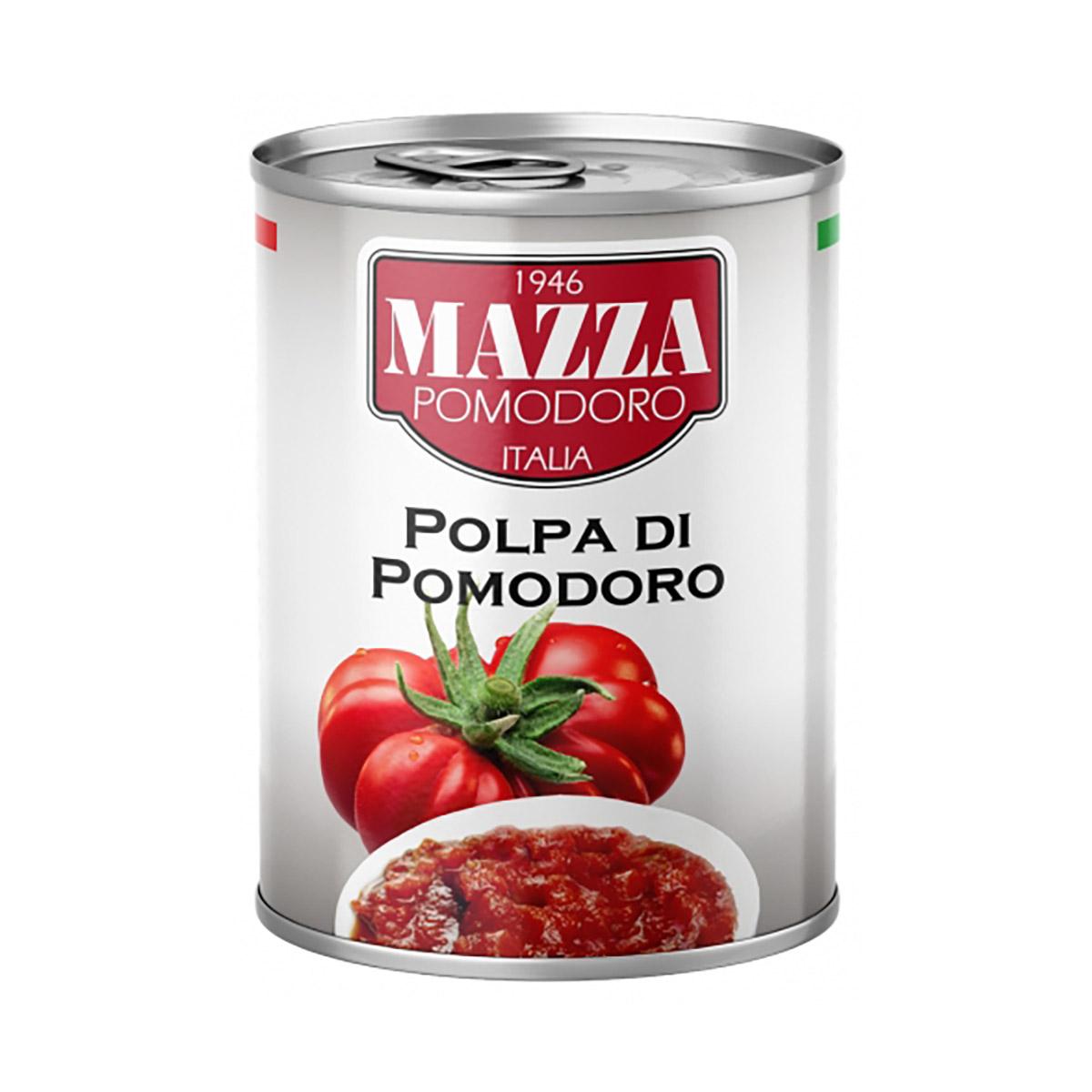 Pulpa rosii Mazza, 400 g imagine