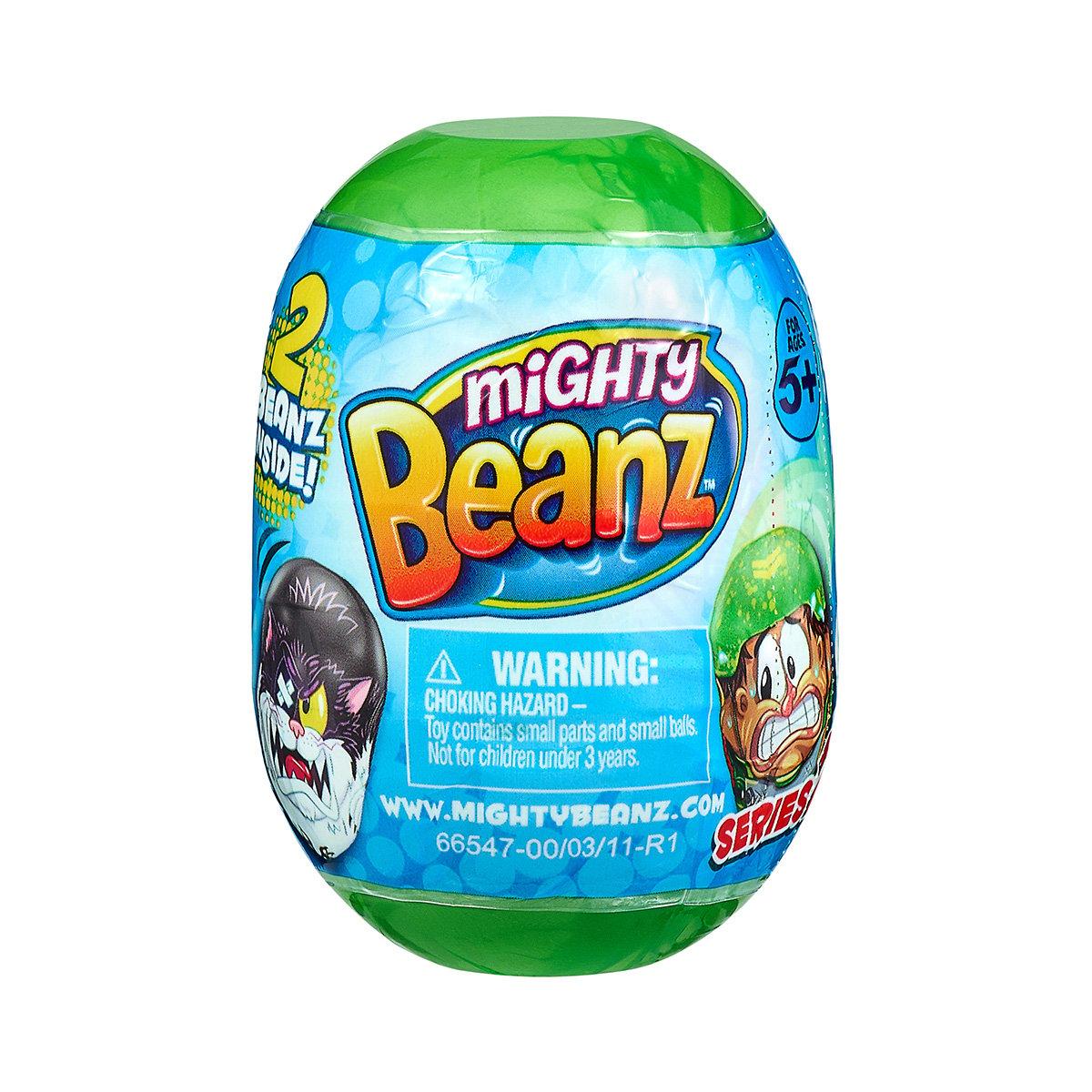 Set 2 figurine surpriza Mighty Beanz, S2