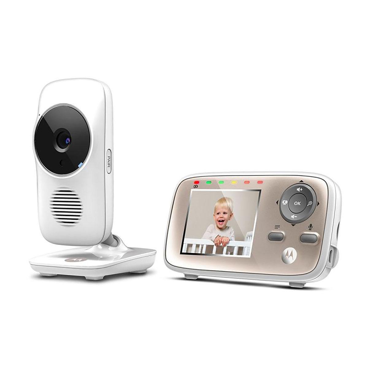 Video Monitor Digital Wi-Fi Motorola Connect imagine