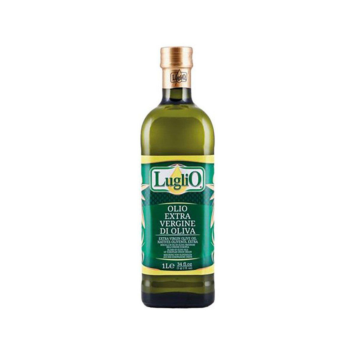 Ulei de masline extravirgin Luglio, Sticla 1 l imagine