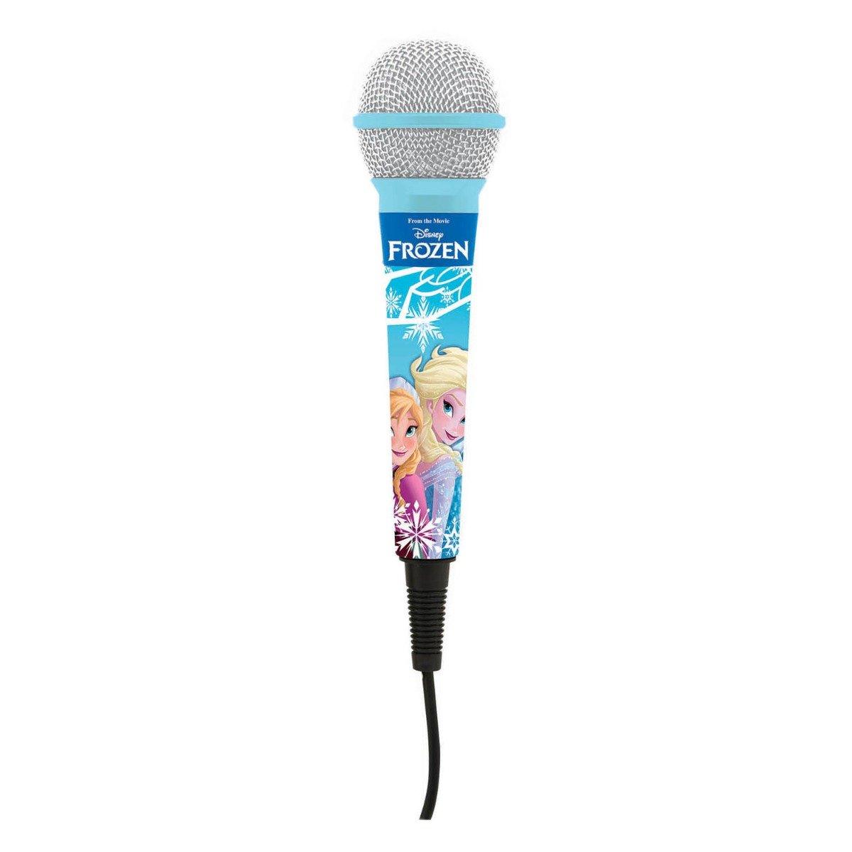 Microfon cu fir Disney Frozen