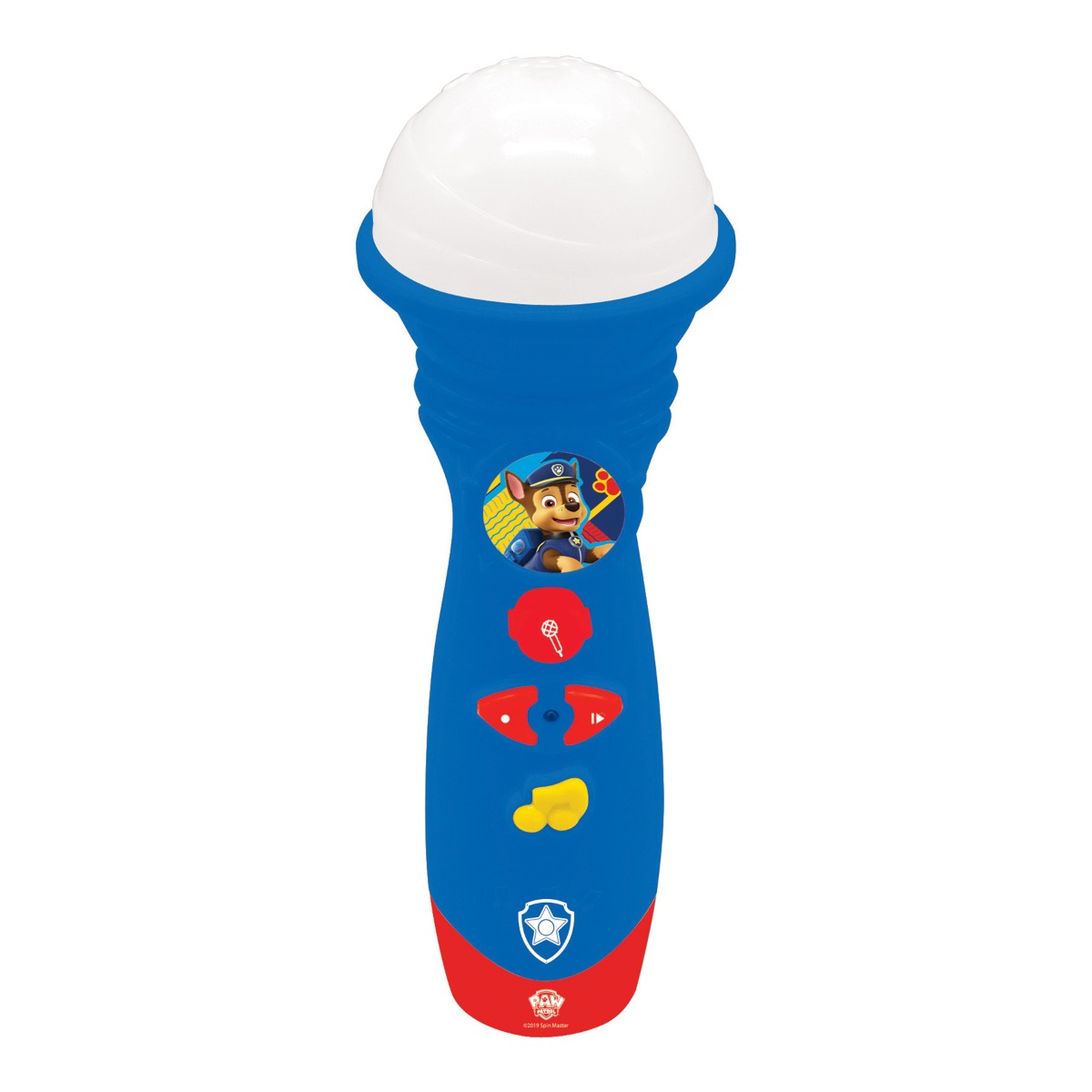 Primul meu microfon cu functie de inregistrare si melodii, Paw Patrol