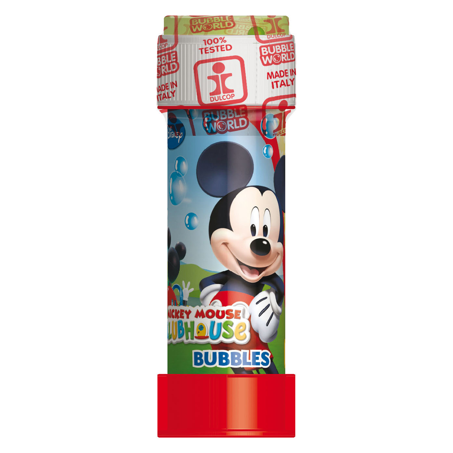 Mickey Mouse - Tub baloane de sapun, 60 ml