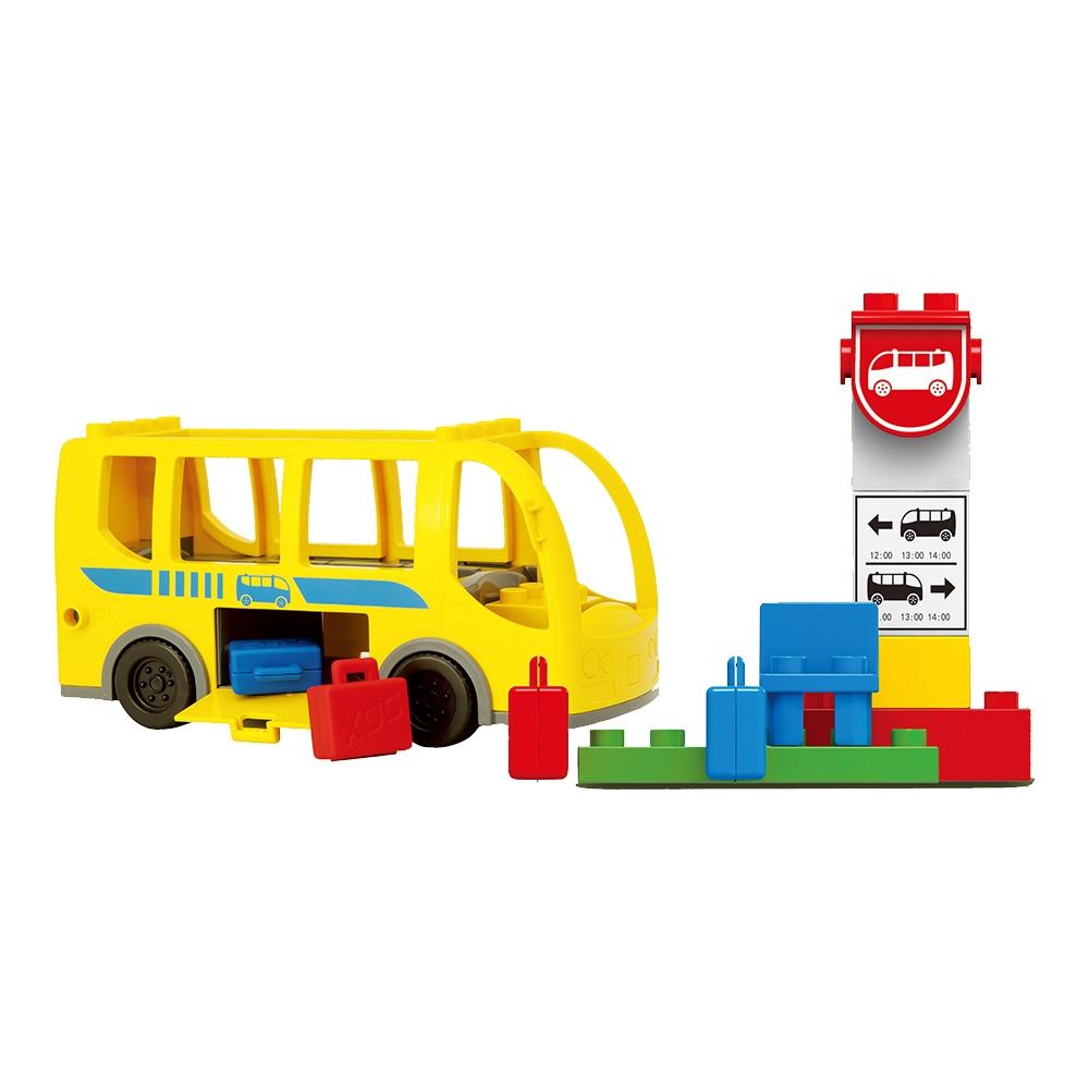 micul constructor - autobuzul