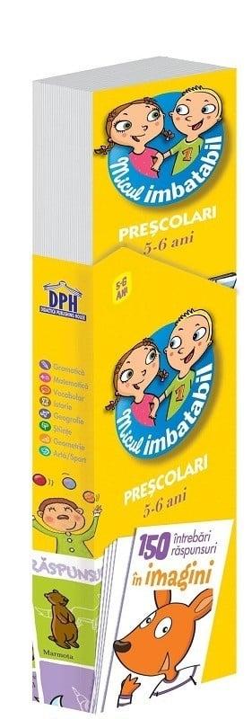 Micul ImabatabiI - Intrebari si Raspunsuri 5-6 ani, Editura DPH