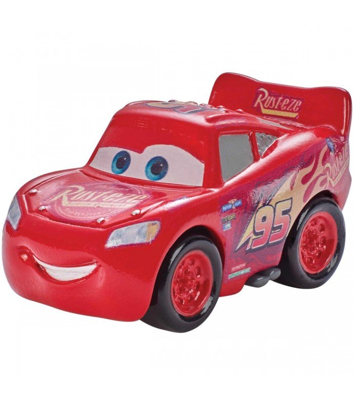 Masinuta Cars Metal Mini Racer, Blister