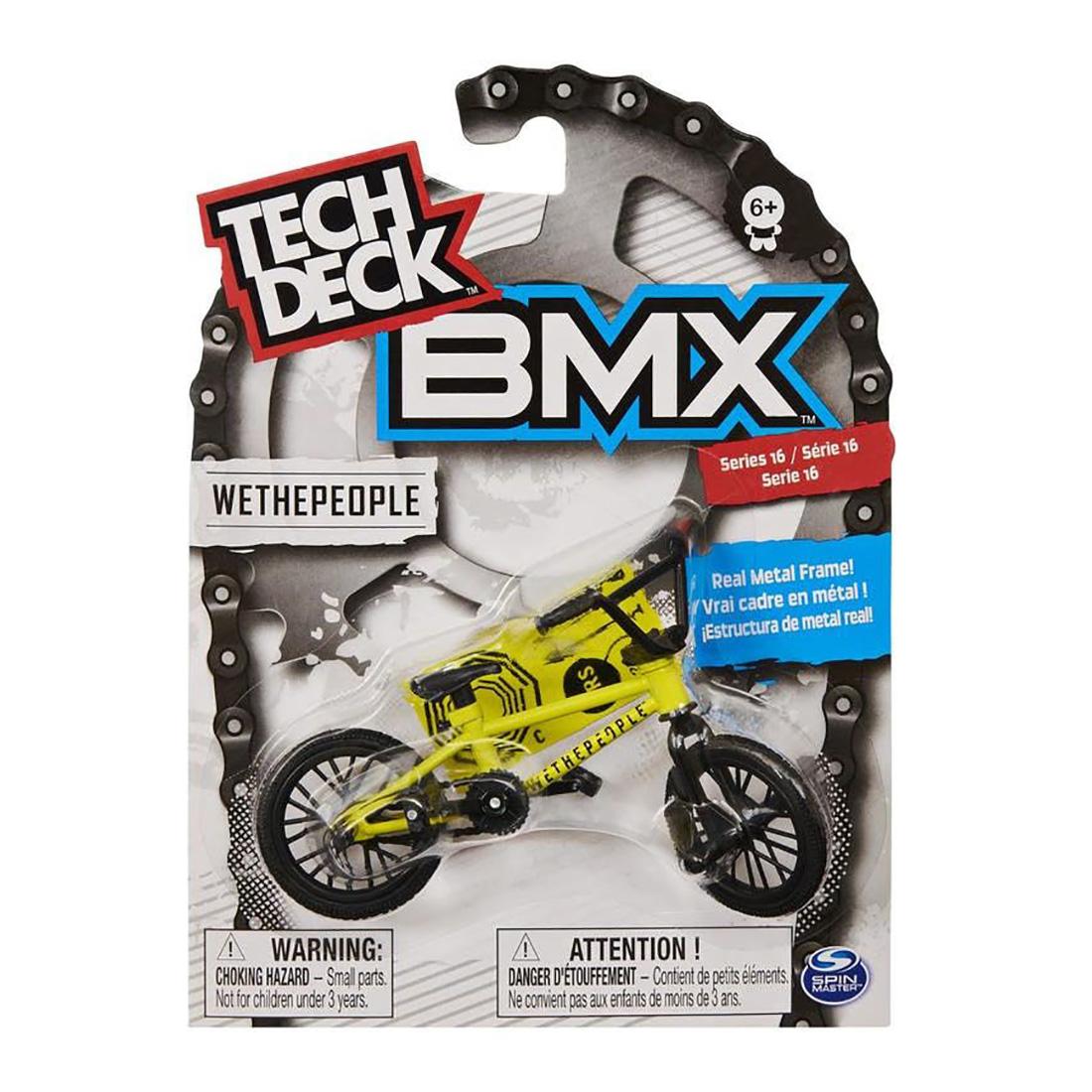 Mini BMX bike, Tech Deck, 16 SE, 20123472