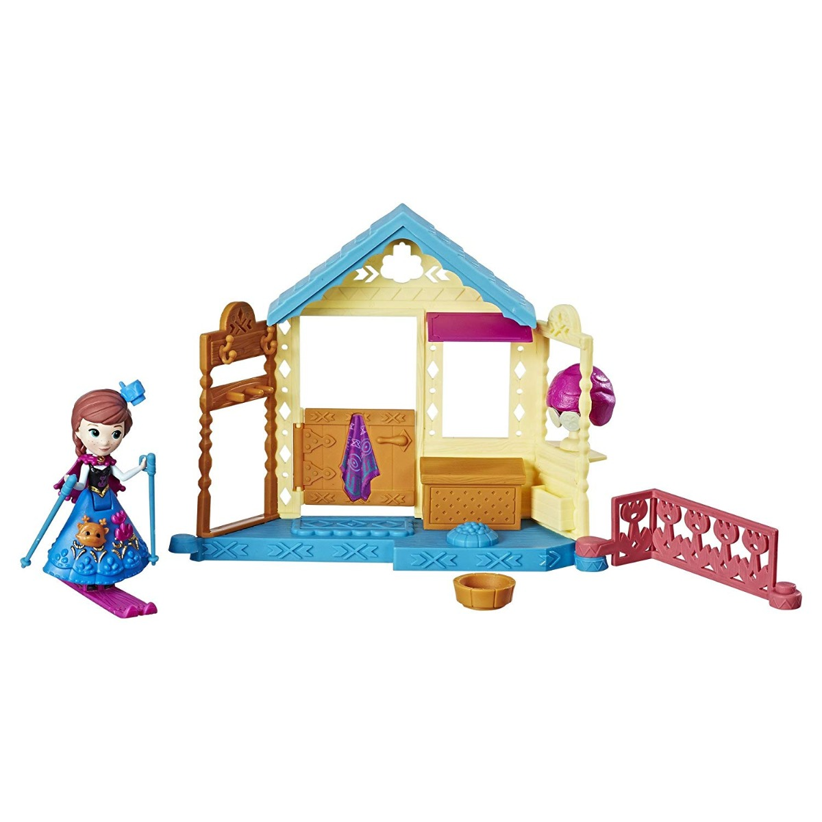 Mini set de joaca Spa Retreat Disney Frozen
