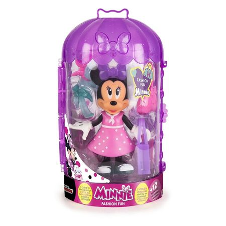 Papusa Minnie Mouse Fashion Fun