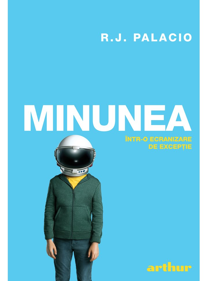Minunea, R.J. Palacio