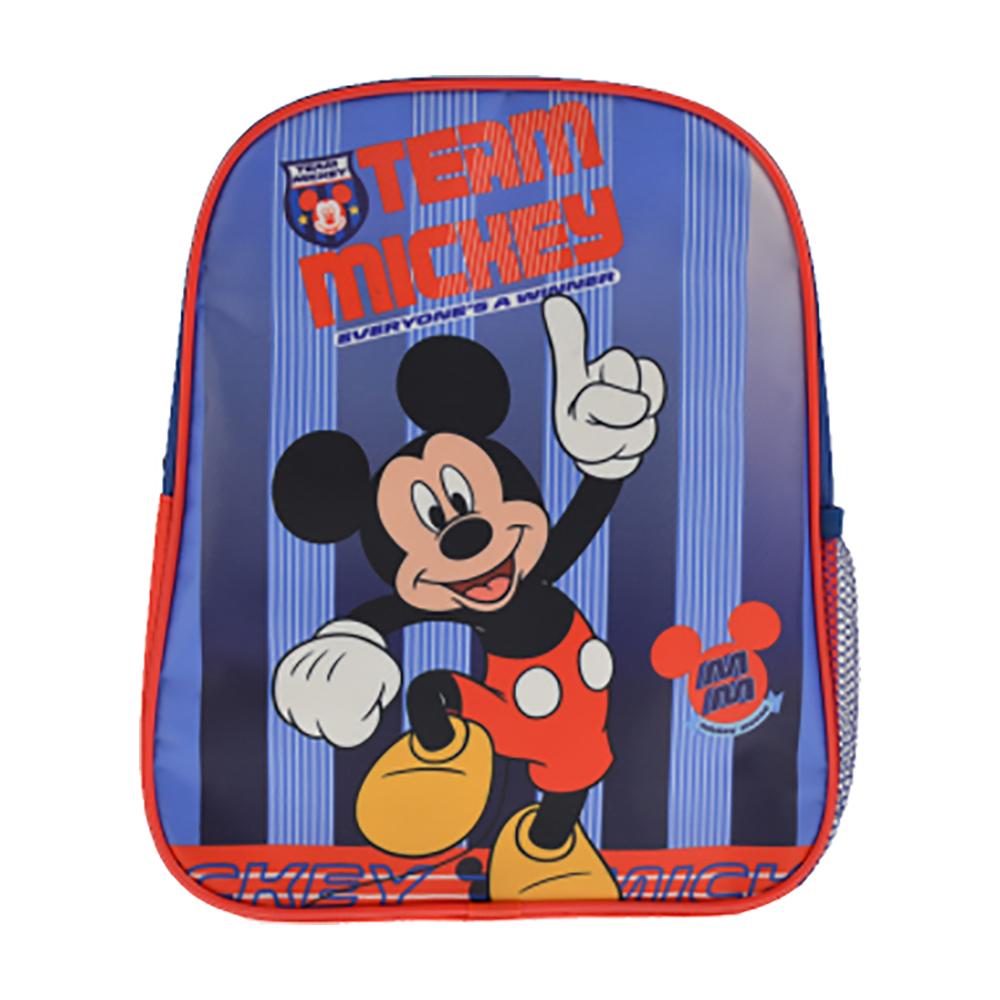 Ghiozdan cu 1 compartiment Disney Mickey Mouse imagine