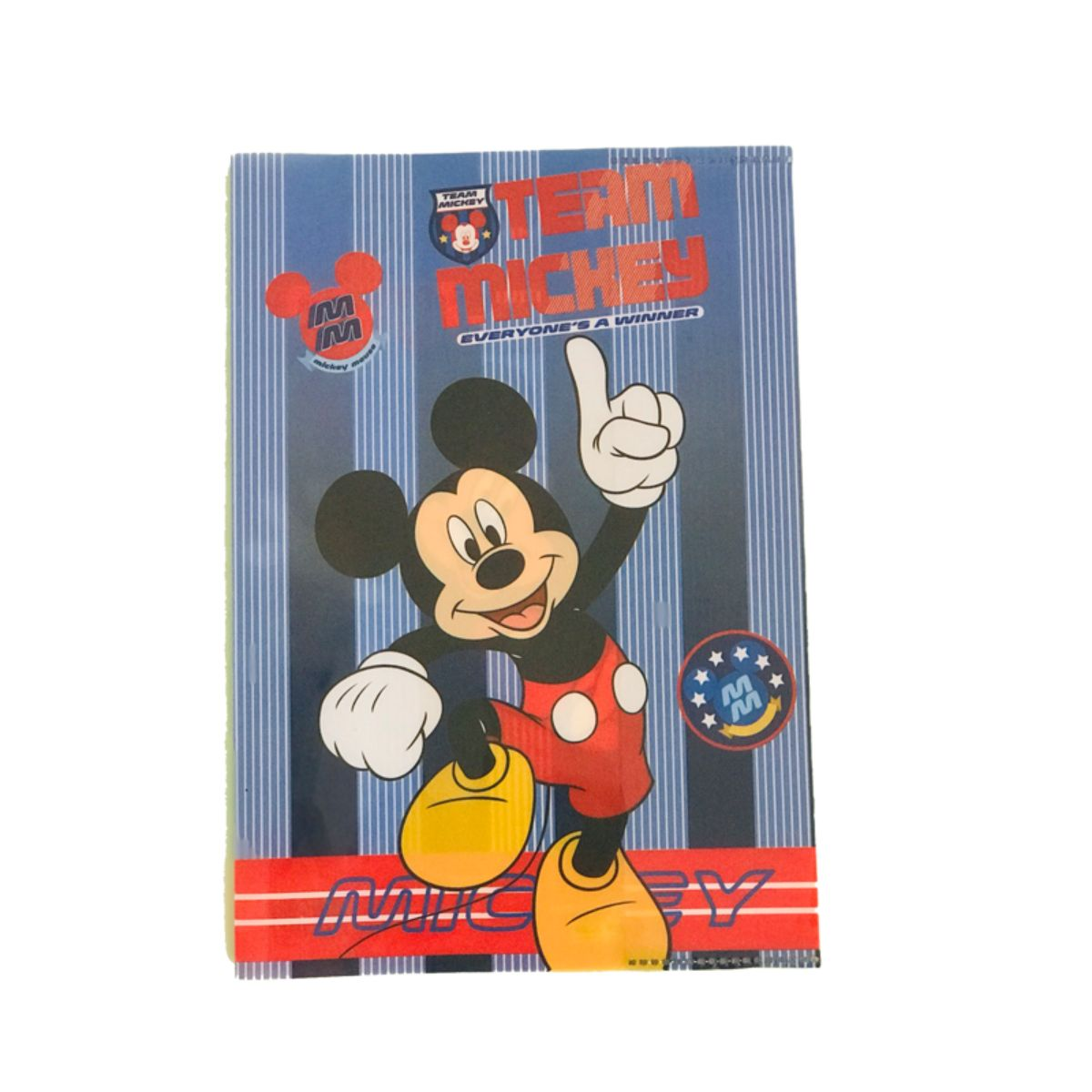 Coperta caiet A5 Mickey Mouse