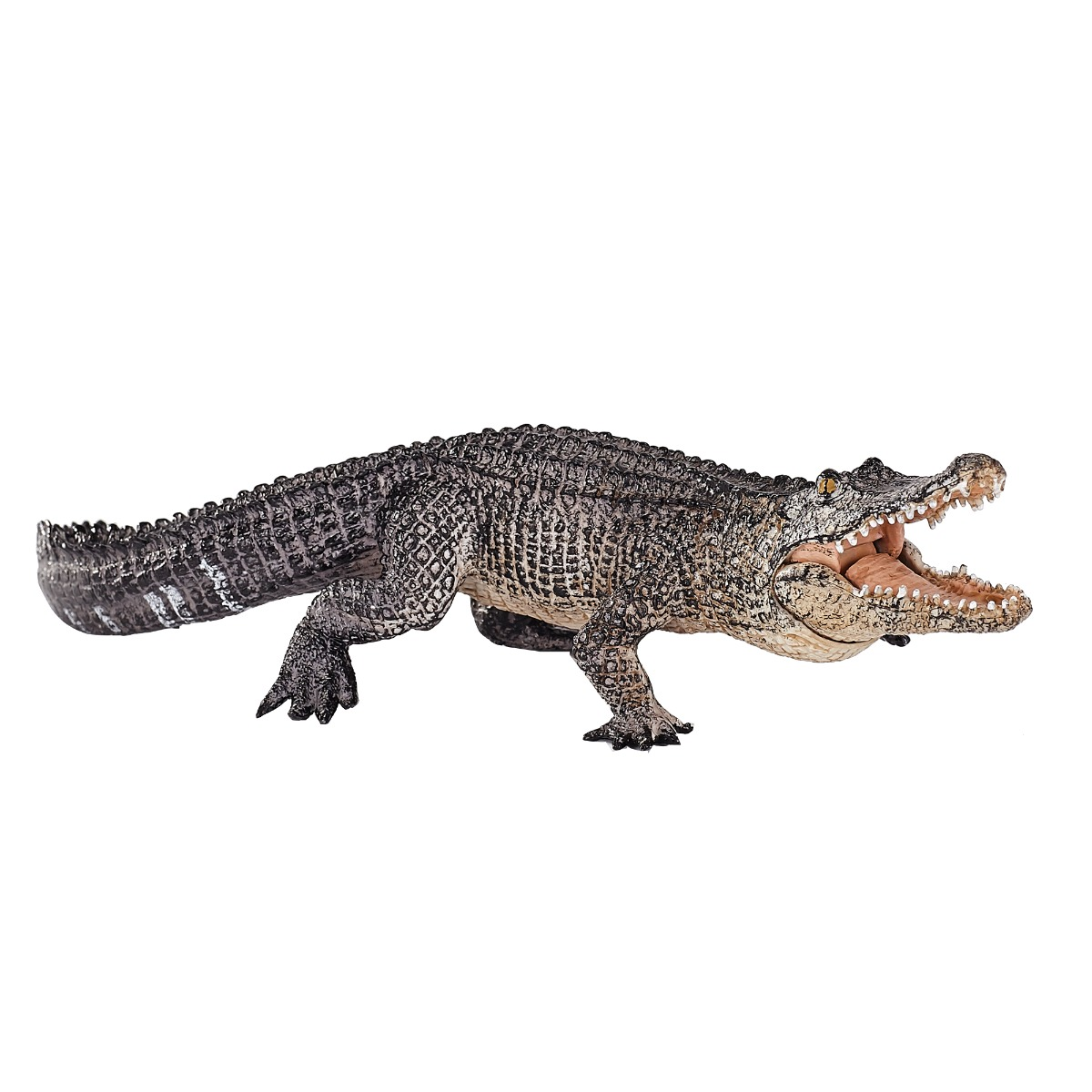 Figurina Mojo, Crocodil cu maxilar articulat