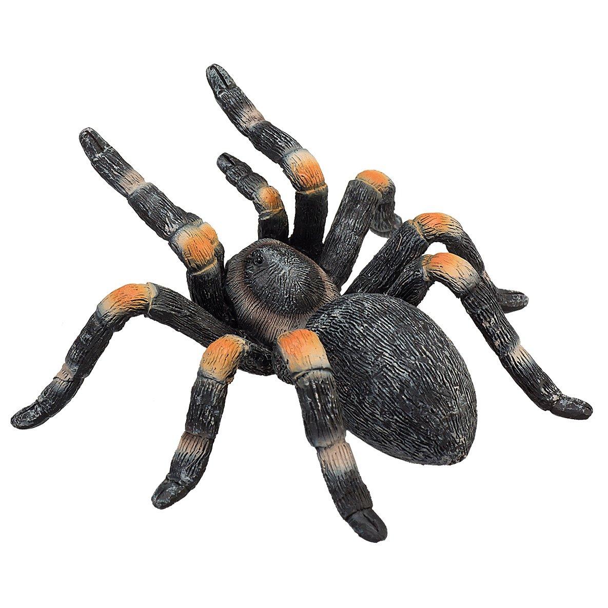 Figurina Tarantula cu genunchii rosii Mojo imagine
