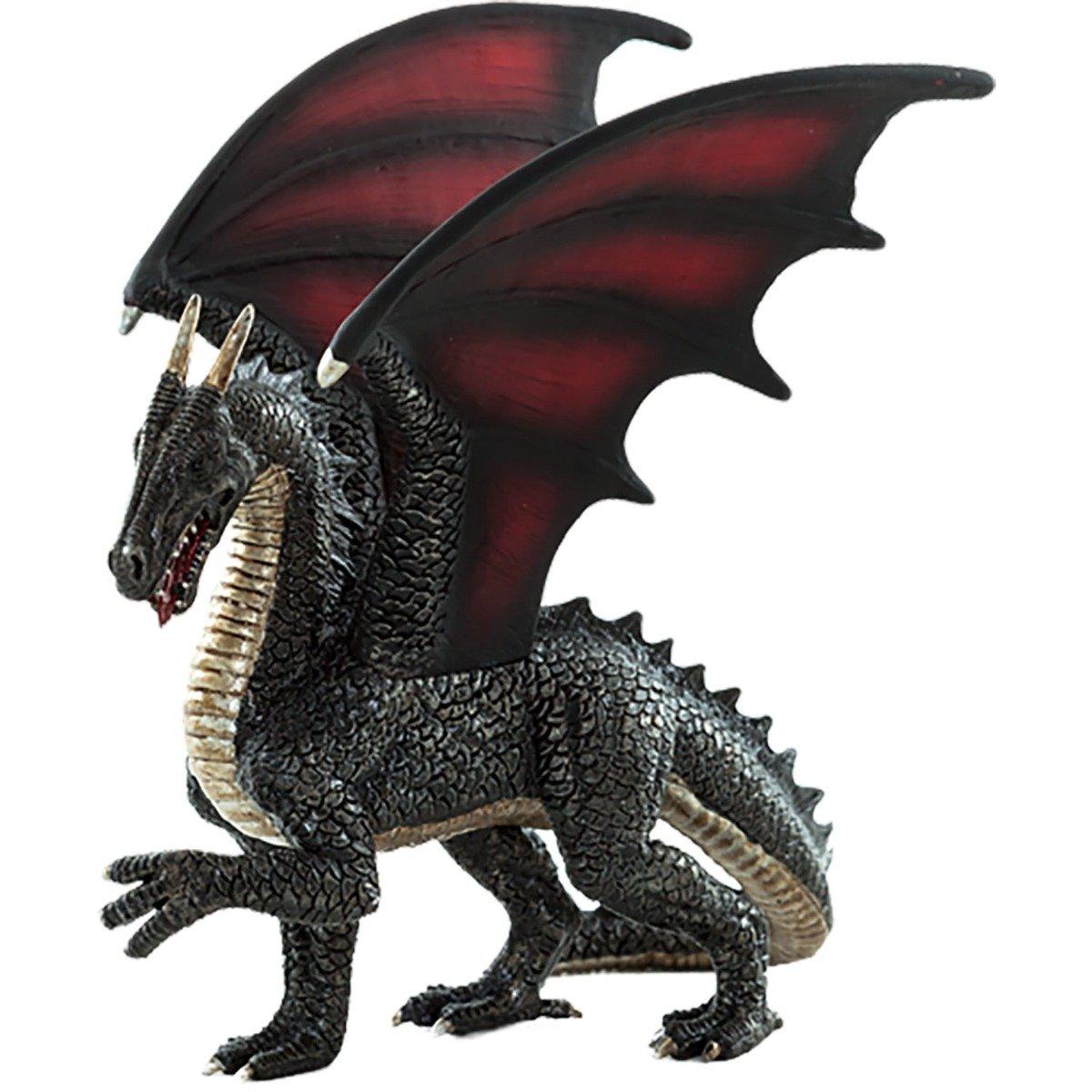 Figurina Mojo, Dragonul de otel