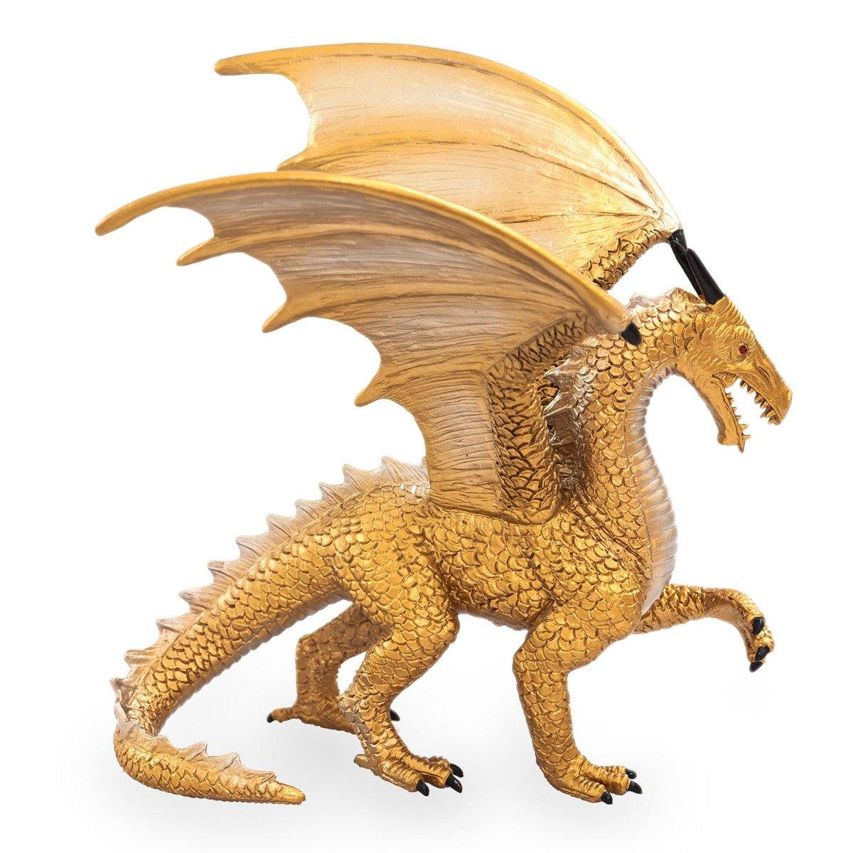 Figurina Mojo, Dragonul de aur