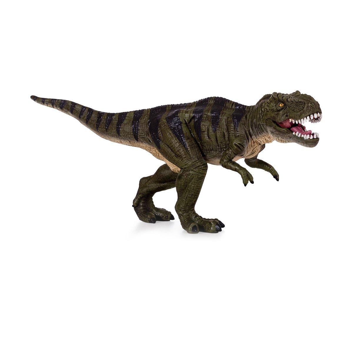 Figurina dinozaur cu mandibula articulata Mojo, T-Rex