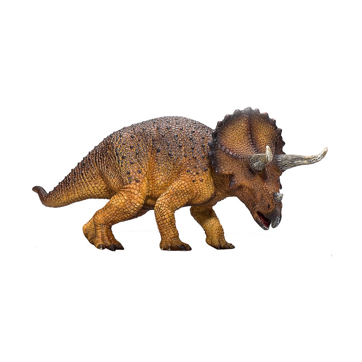 Figurina dinozaur Mojo, Triceratops
