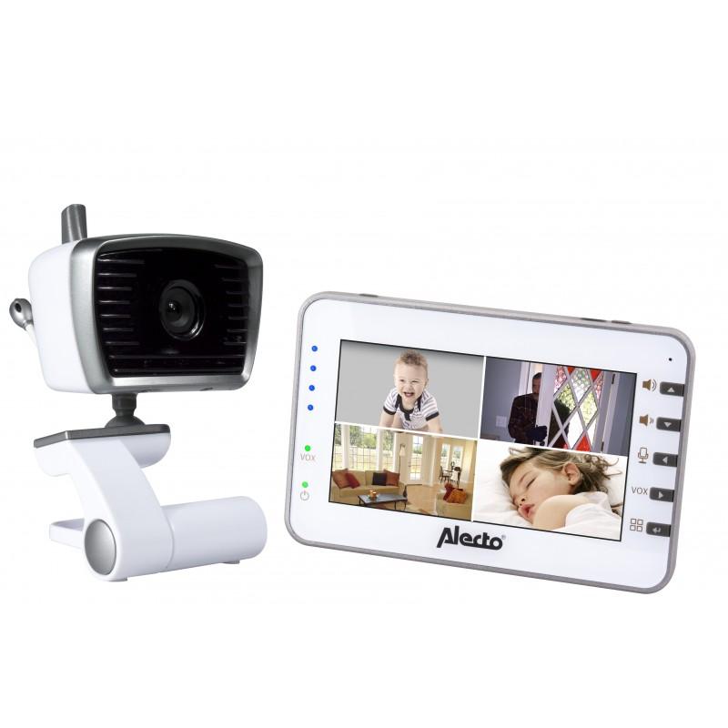 monitor video digital alecto