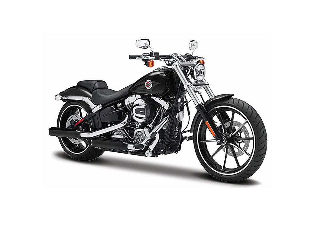 Motocicleta Maisto Harley-Davidson, 1:18-Model 2016 Breakout