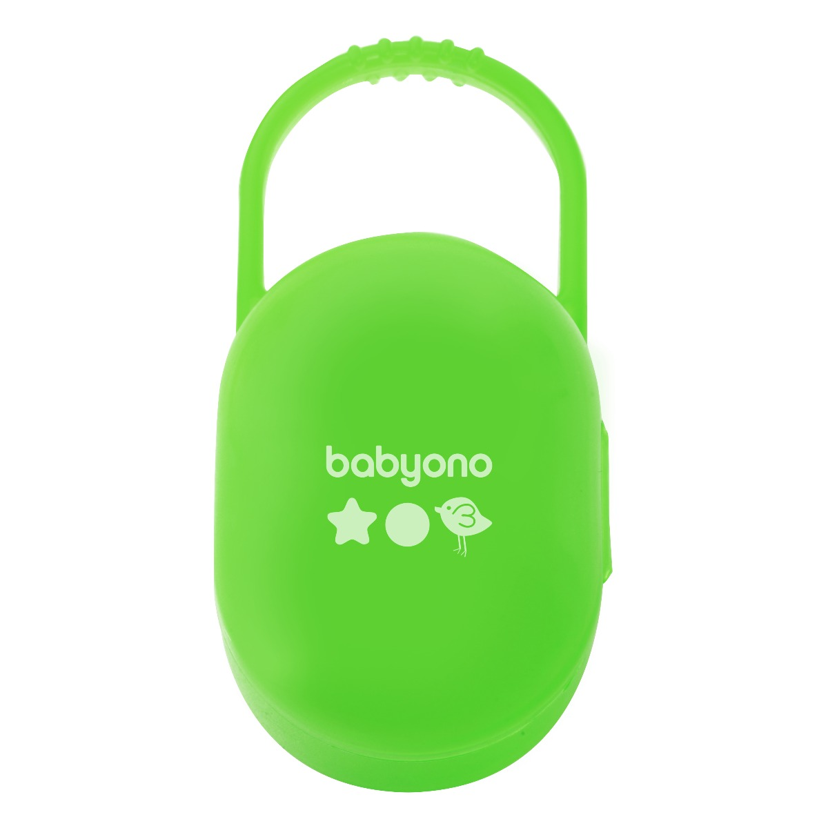 Cutie pentru suzeta BabyOno, Verde