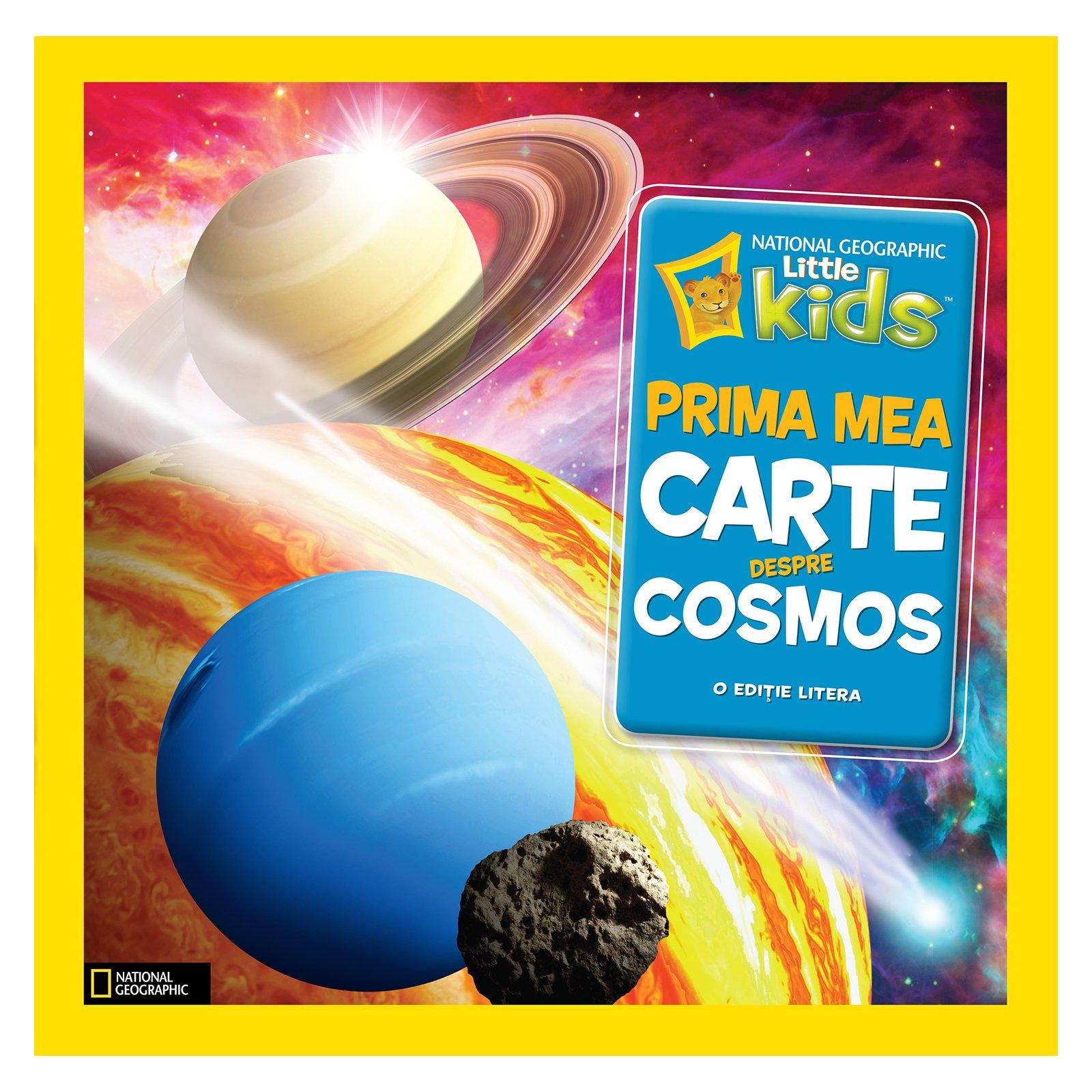 national geographic little kids - prima mea carte despre cosmos