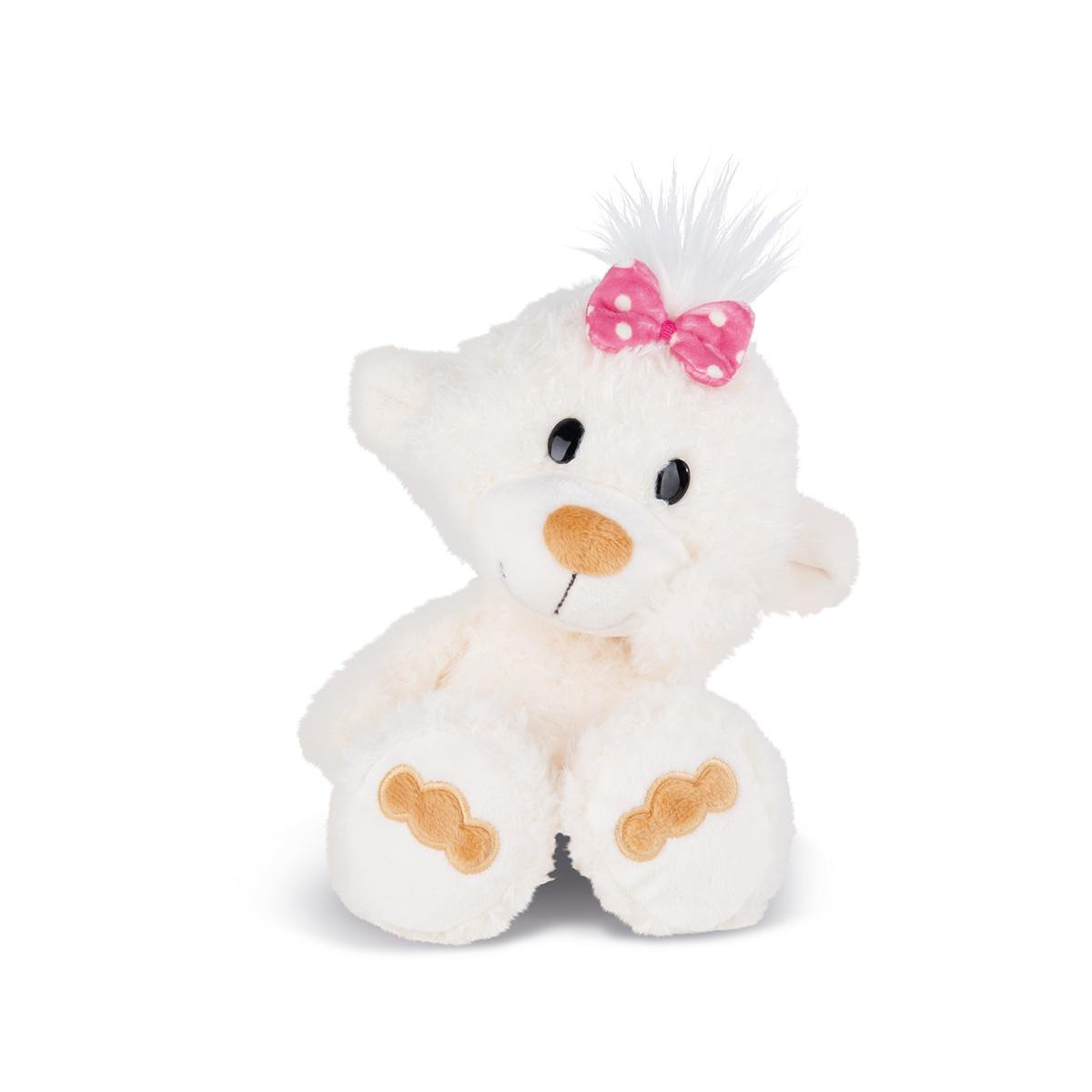 Jucarie de plus Nici, Ursul Little Sister, 25 cm