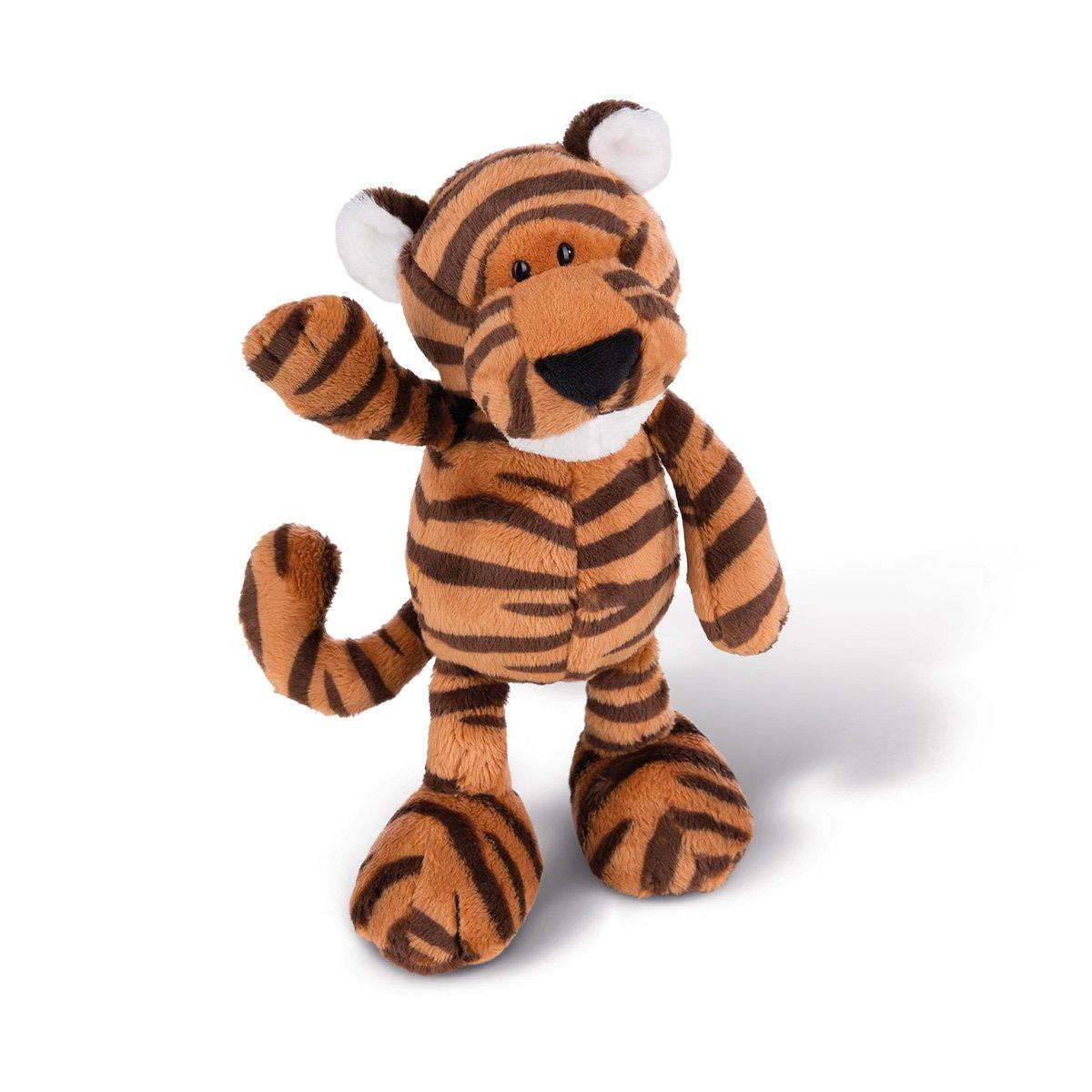 Jucarie de plus tigru Nici, Balikou, 35 cm