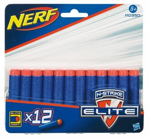 nerf n-strike elite - 12 proiectile