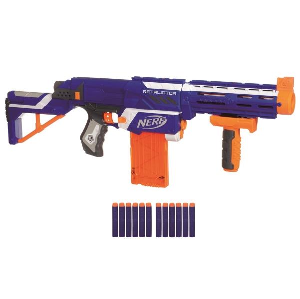 nerf n-strike elite - blaster retaliator