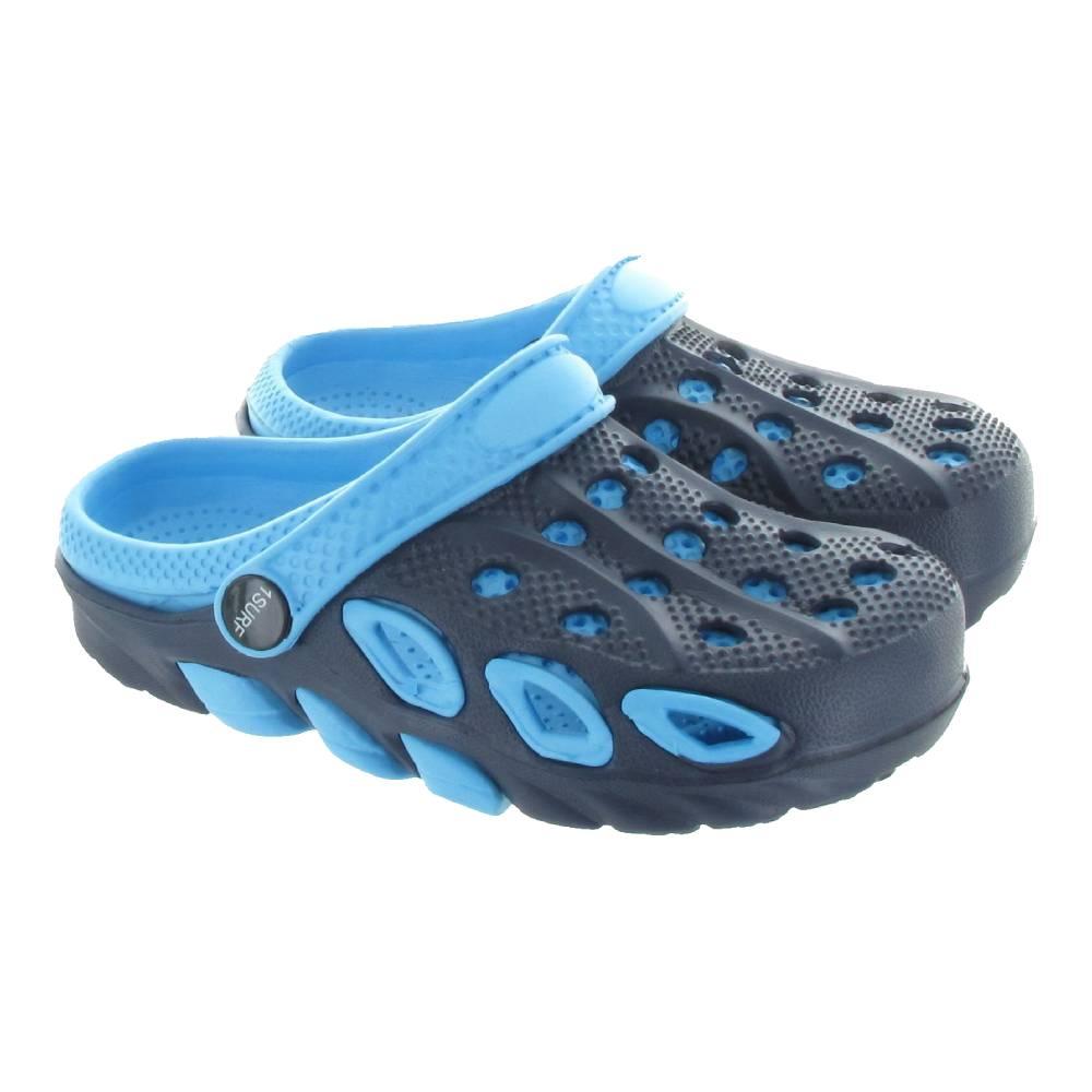 Papuci de exterior, Bleumarin