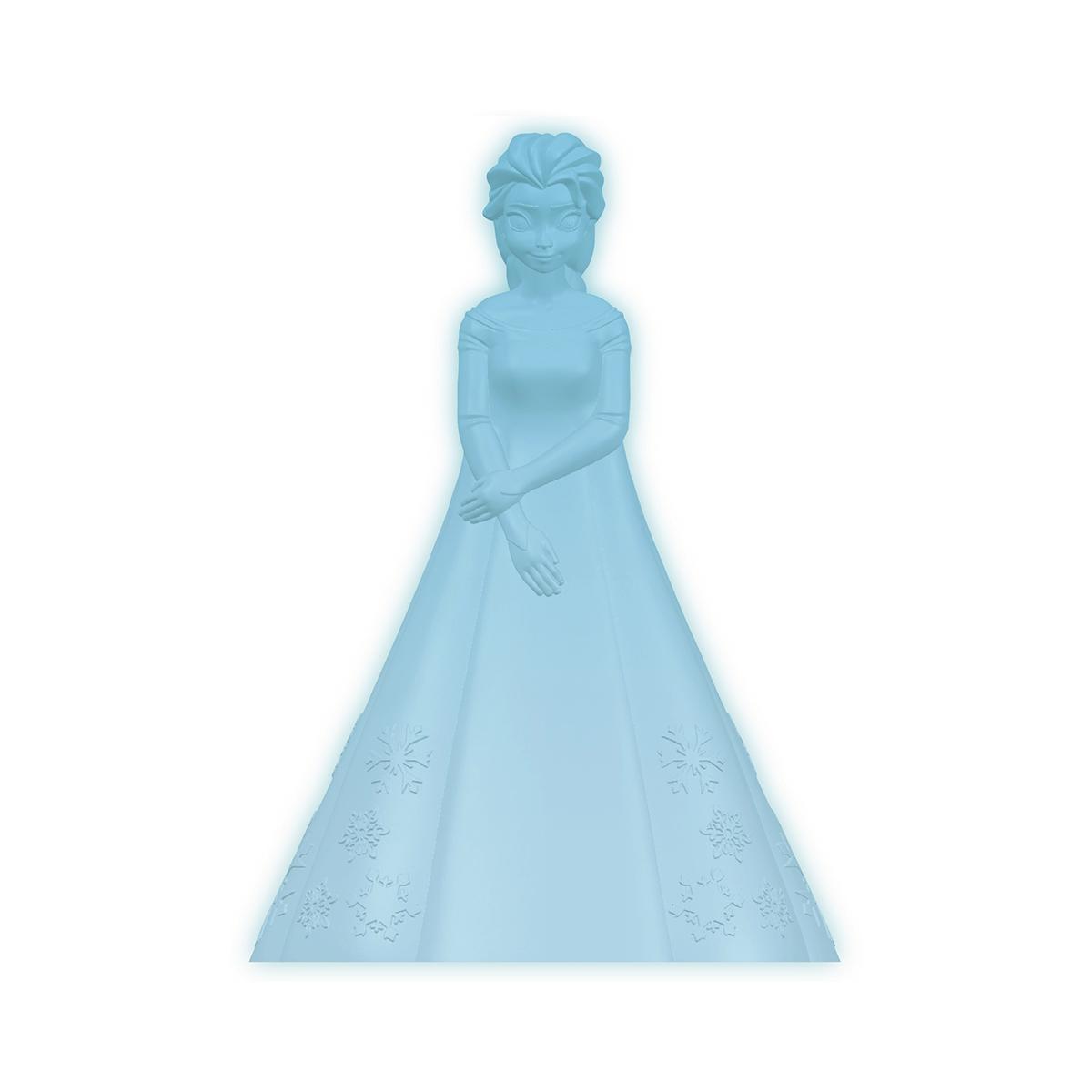 Lampa de veghe Disney Frozen, Elsa imagine