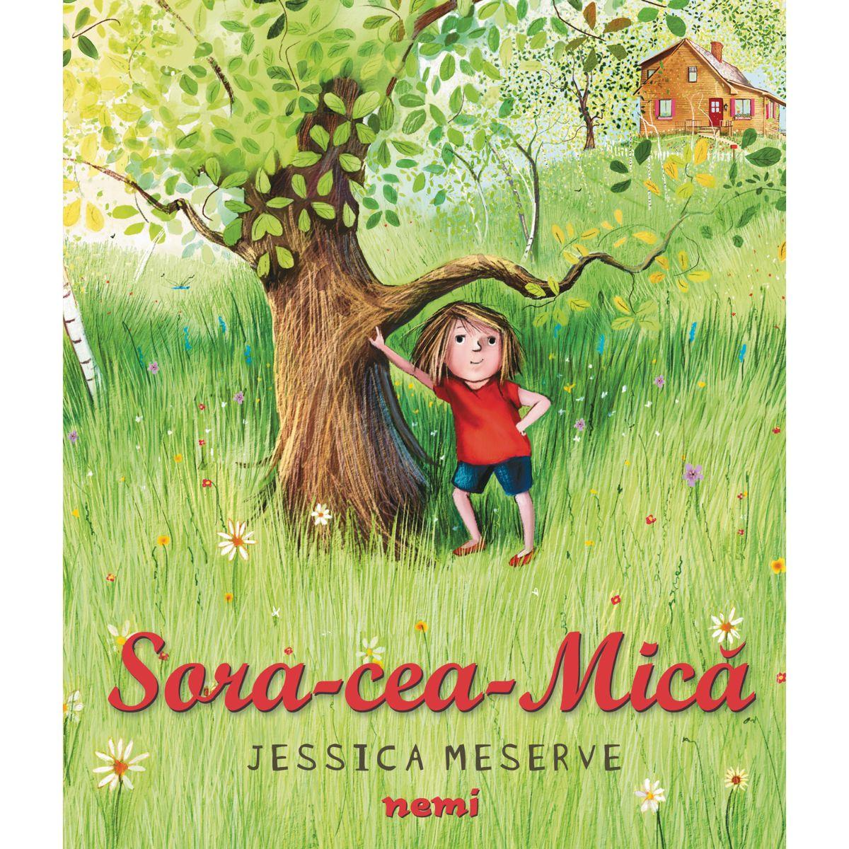 Sora cea mica, Jessica Meserve, Ed 2019