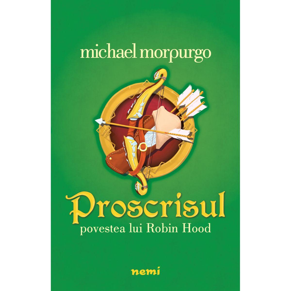 Proscrisul, Michael Morpurgo