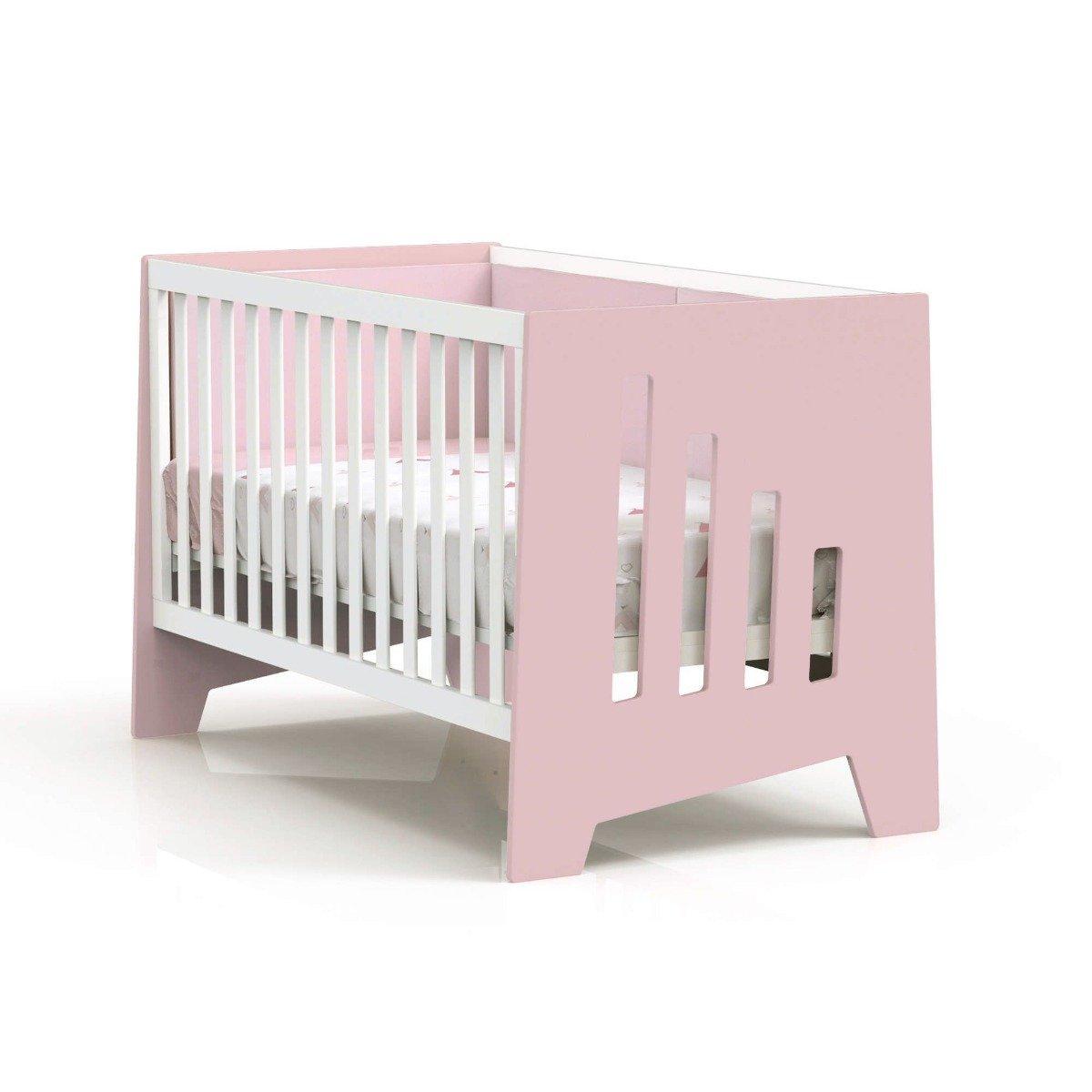 Patut bebe transformabil Home Concept, Roz imagine