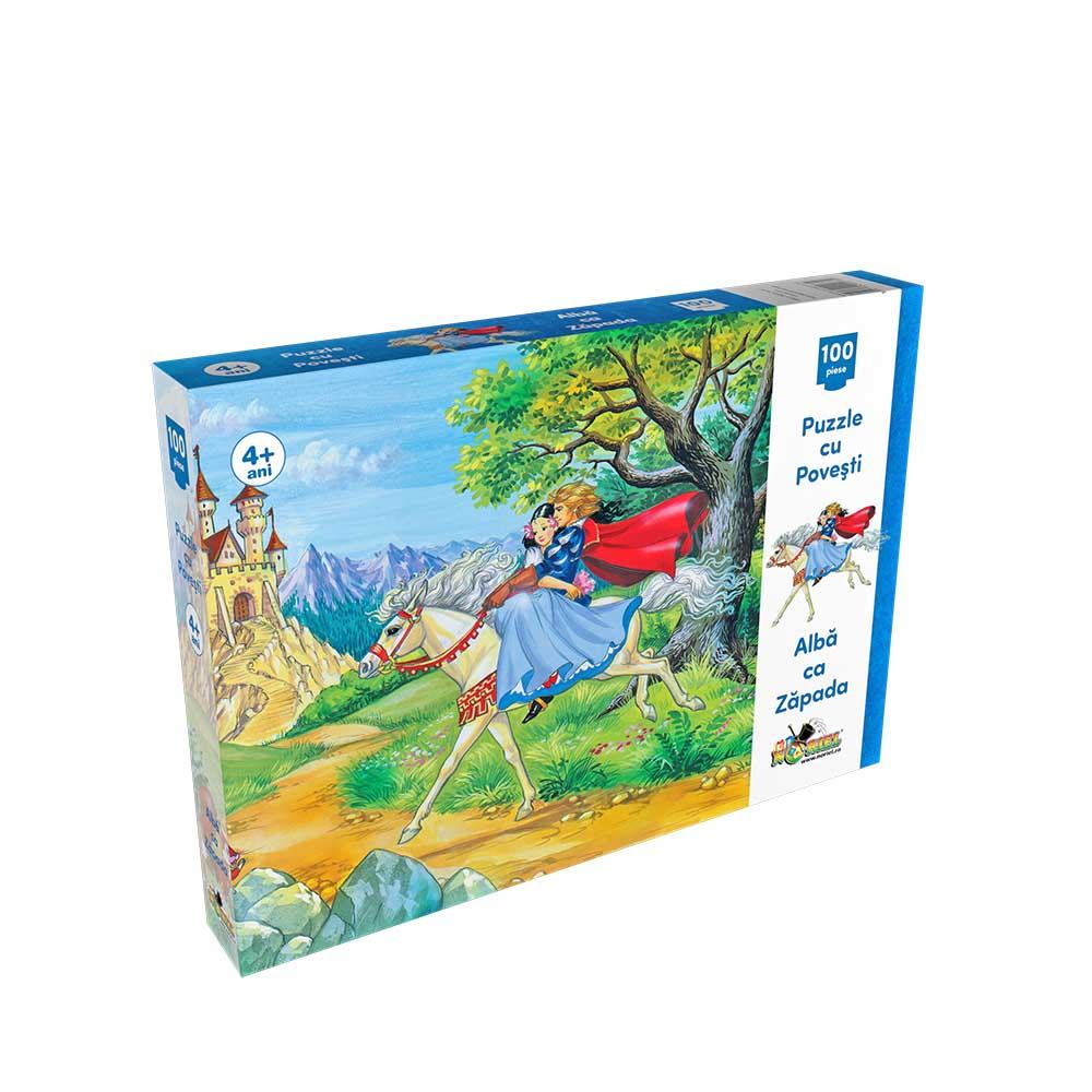 Puzzle Noriel – Alba ca Zapada (100 piese)