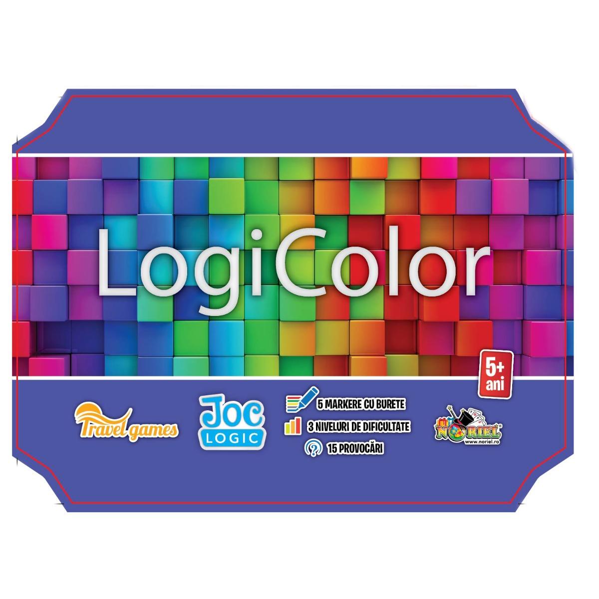 Joc de creatie Noriel Games, Logicolor