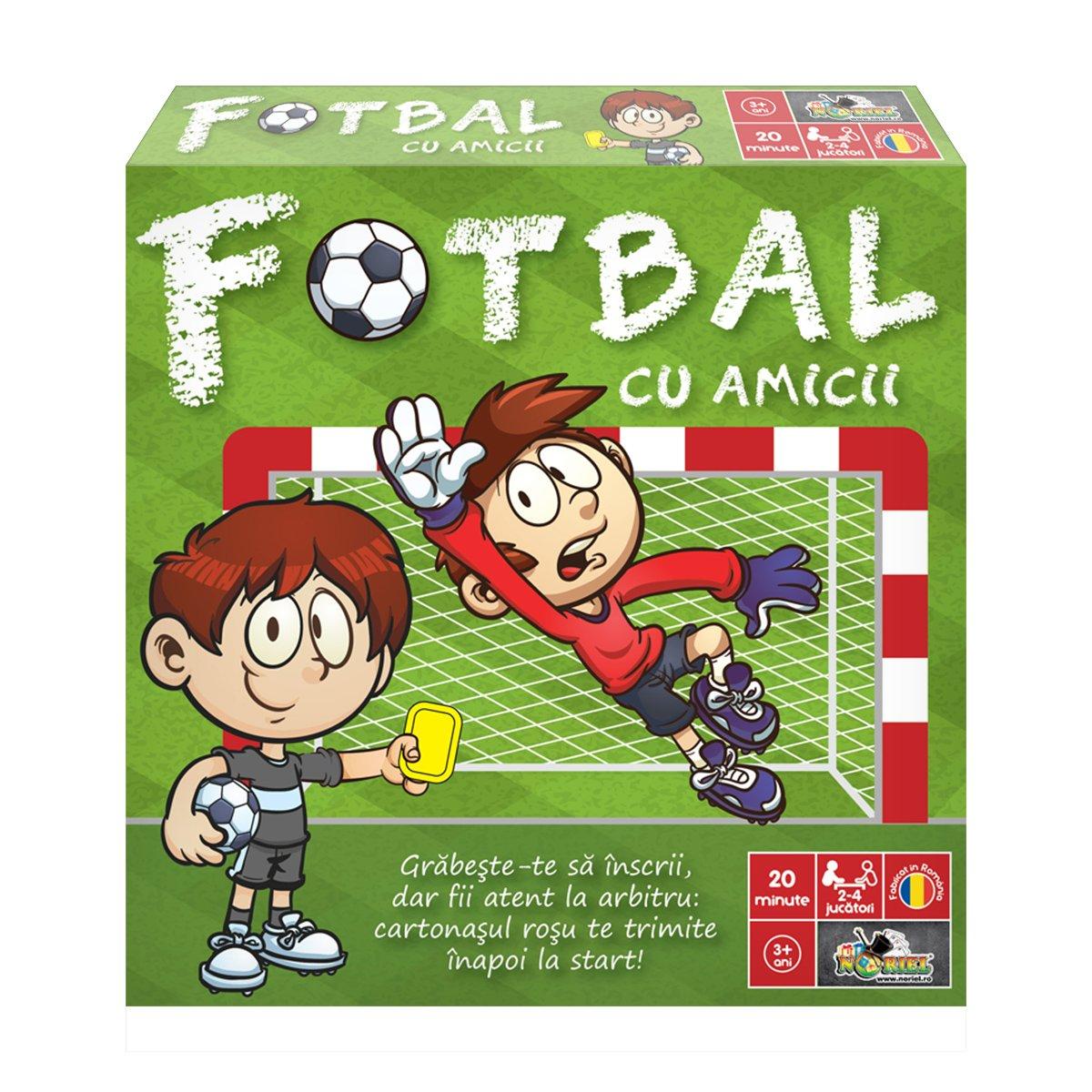 Joc de societate Noriel - Fotbal cu amicii