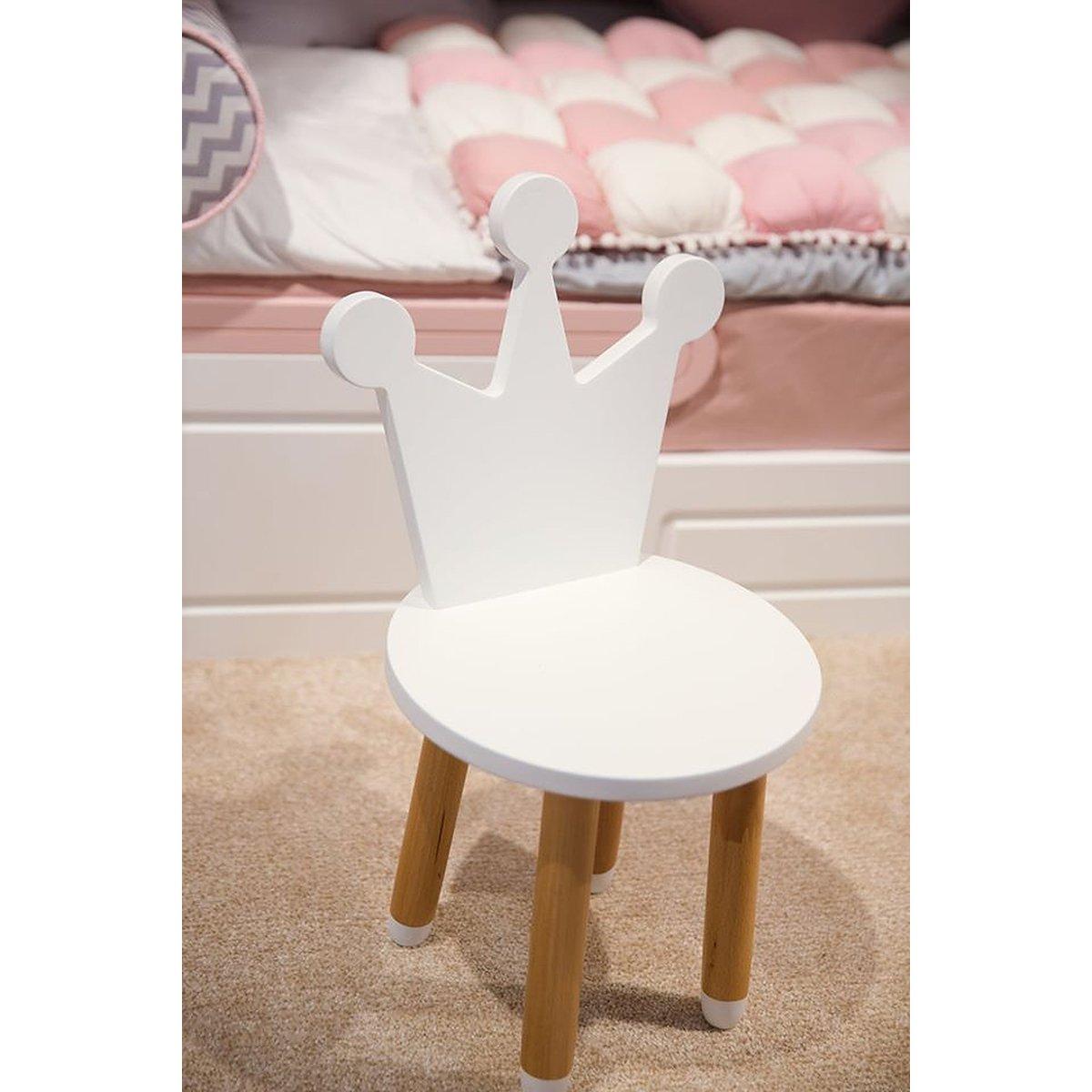 Scaunel pentru copii Home Concept Play Time, Coroana