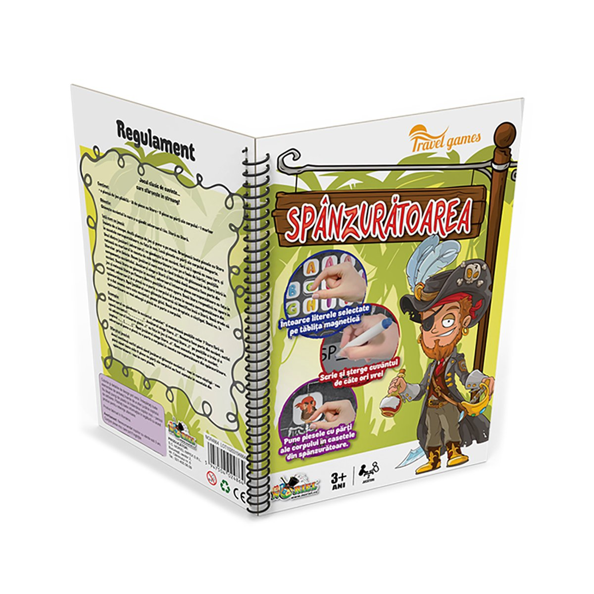 Joc educativ Noriel Games, Spanzuratoarea
