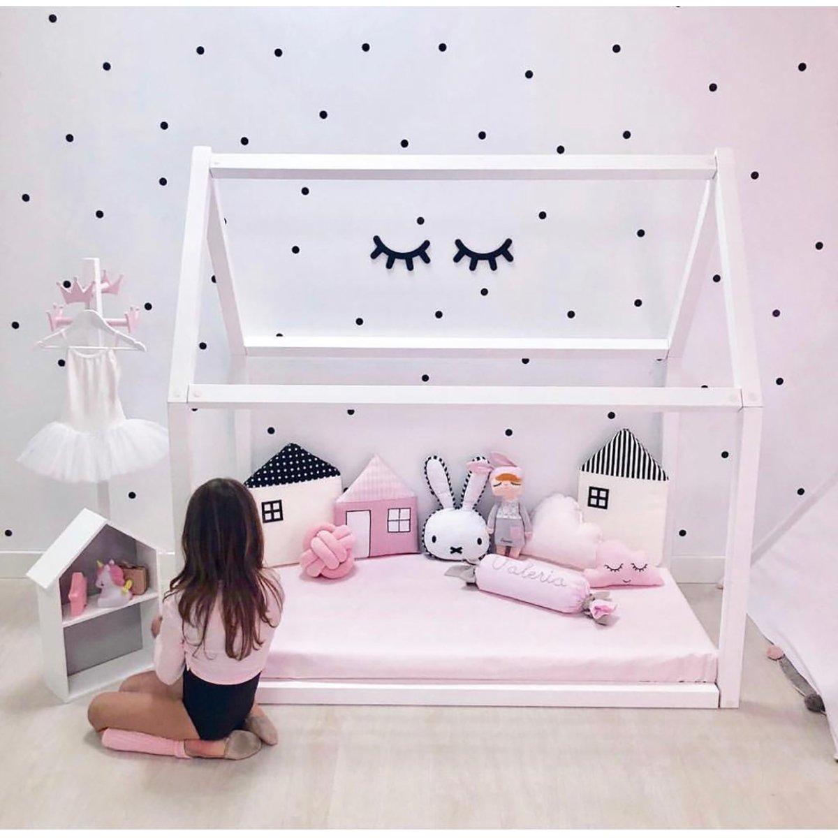 Pat Home Concept Mini Montessori, Alb imagine
