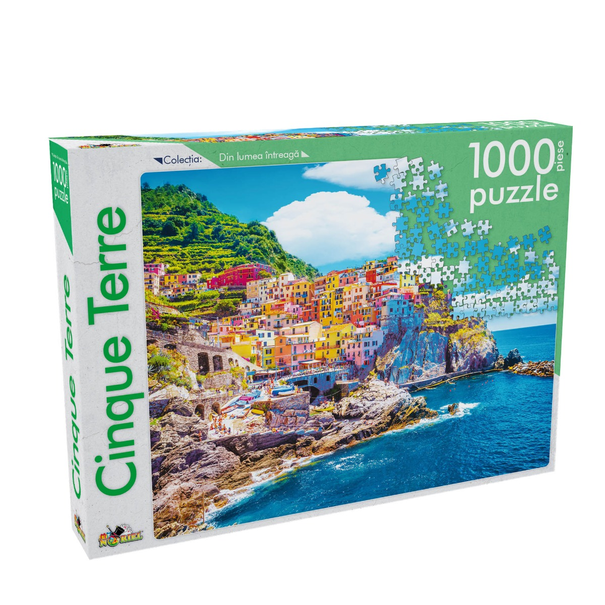 Puzzle Noriel - Din lumea intreaga - Cinque Terre imagine 2021