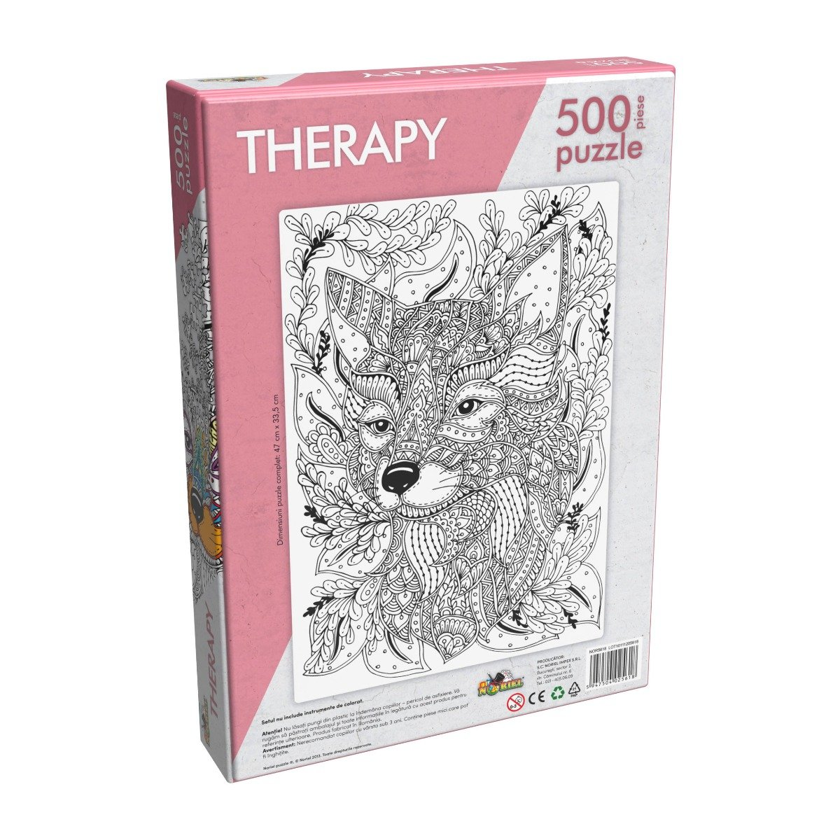 Puzzle clasic Noriel - Therapy, 500 piese