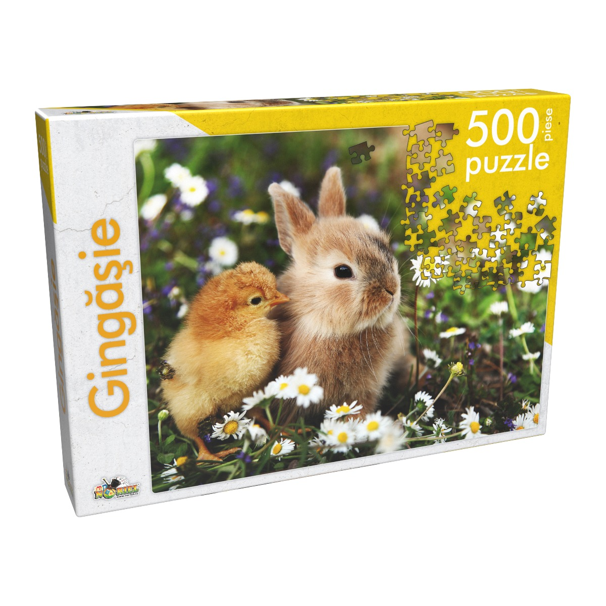 Puzzle clasic Noriel - Gigansie, 500 piese