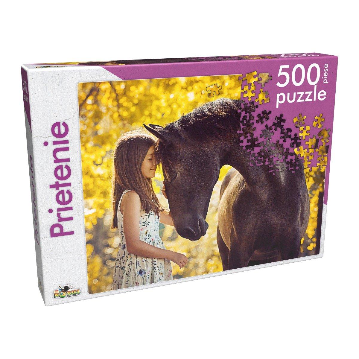 Puzzle clasic Noriel - Prietenie, 500 piese